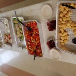 2018 August Gathering food