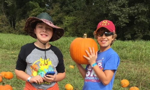 Pumpkin Patch 2018-10