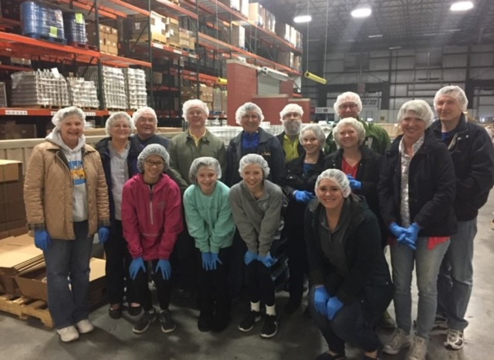 Second Harvest Food Pantry 02.2019